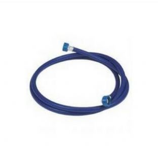 Blue 2.5m Washing machine inlet hose